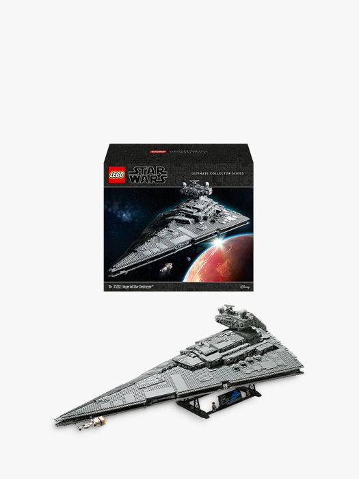 LEGO Star Wars 75252 Imperial Star Destroyer save 20%