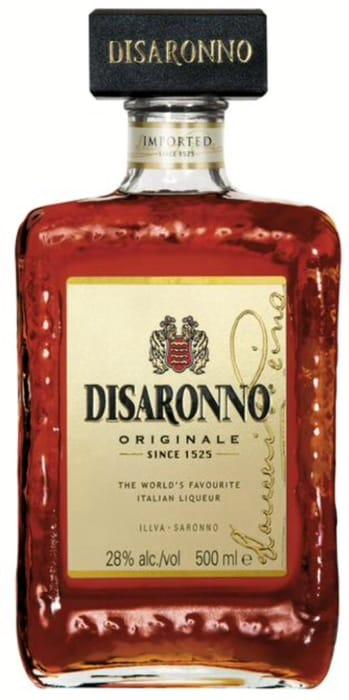 Disaronno Amaretto Liqueur 50cl - Only £10!