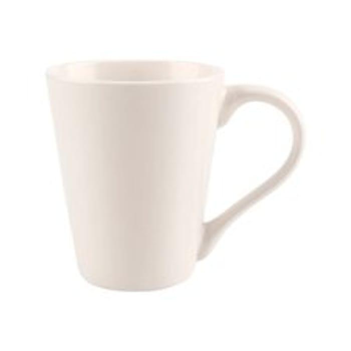 Tesco Basics White Mug *I Highly Recommend Them After Buying Some Today!