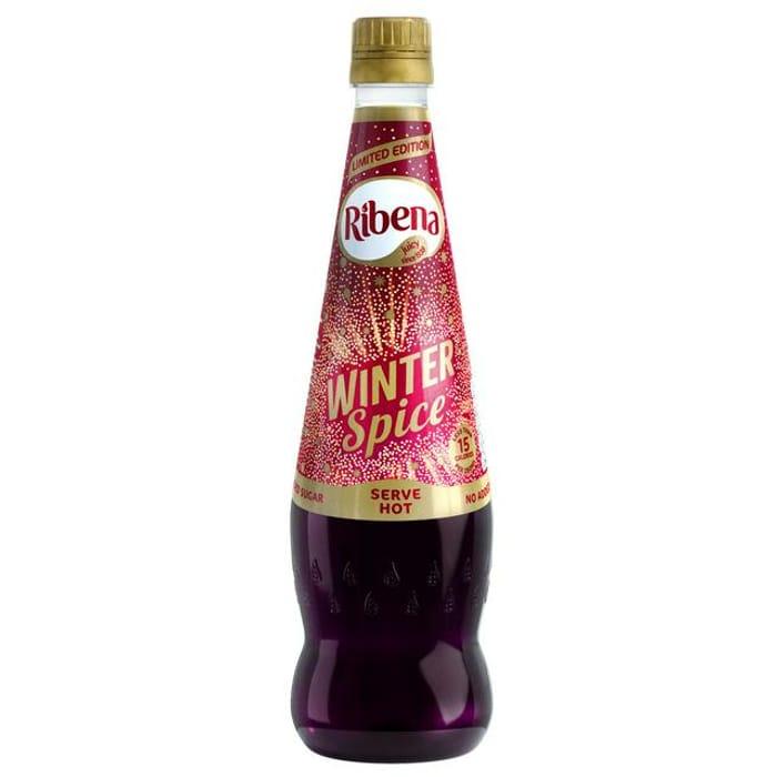 Ribena Winter Spice Squash 850ml