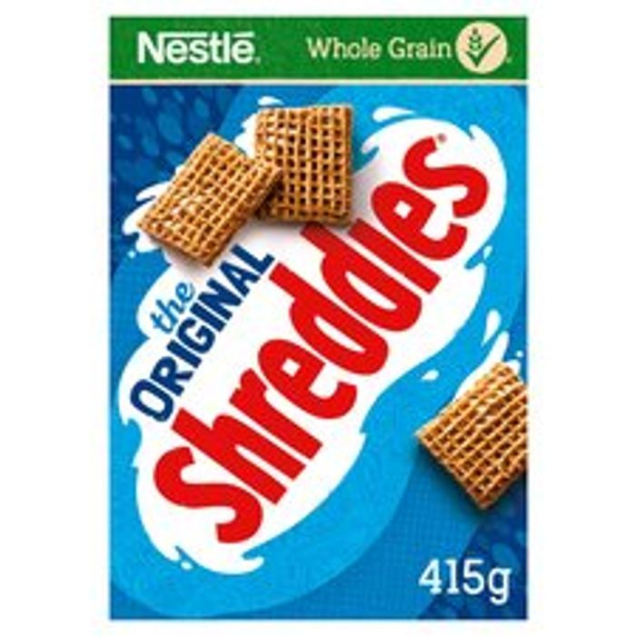 2 Boxes of Nestle Sheddries Using Nestle Cupon 71%off at Tesco