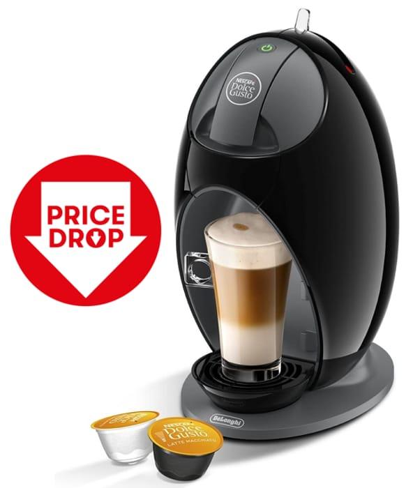 Nescafe Dolce Gusto Jovia Coffee Machine - BLACK or RED