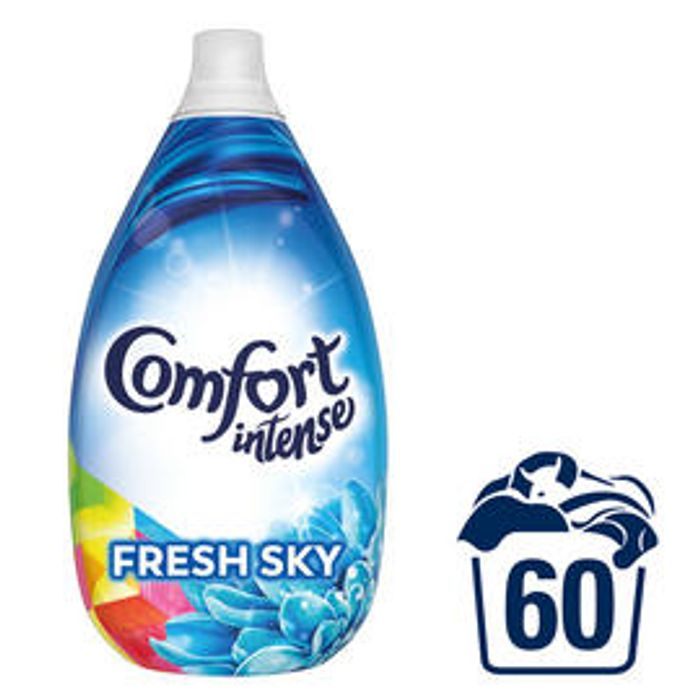 Comfort Intense 60 Washes - Choice of Fragrances
