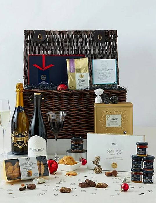 M&S Hampers with Free Delivery