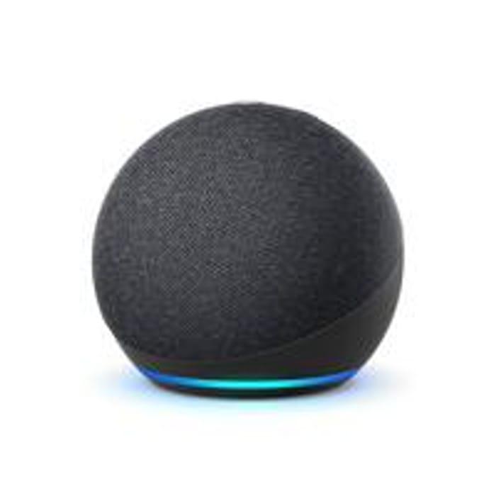 Amazon All-New Echo Dot (4th Generation), Smart Speaker with Alexa