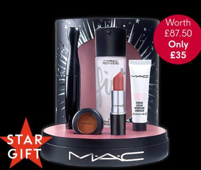 Boots - BIGGEST Black Friday Yet - £87.50 MAC - £35, £58 Elizabeth Arden - £14!