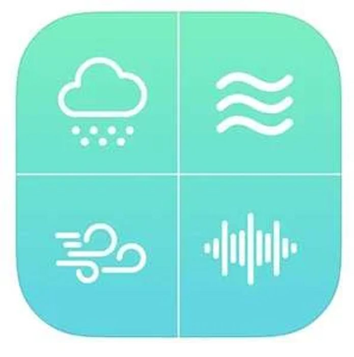 White Noise+ Relaxing Sounds 4+ Create Natural Soundscapes Temp Free Was £2.99