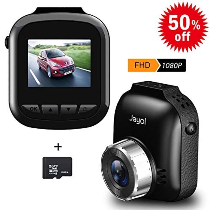 Price Drop! Mini Car Dash Cam