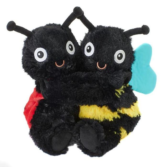 Sainsbury's Home Wildlife Wonders Bee Ladybird Double Hotties
