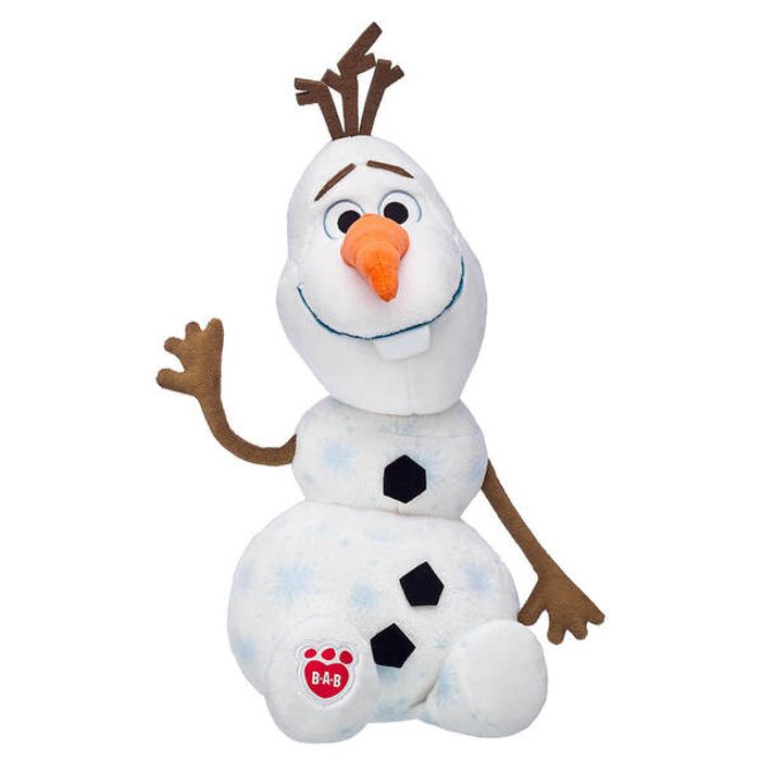 Build a Bear Olaf from Frozen Plush Toy