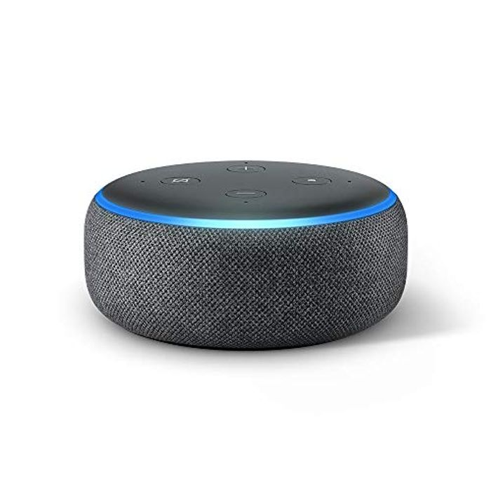 Echo Dot (3rd Gen) - Smart Speaker with Alexa - All colors