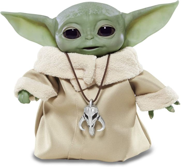 CHRISTMAS 2020 TOP TOY - Star Wars the Child Animatronic - 25+ Sounds & Motions