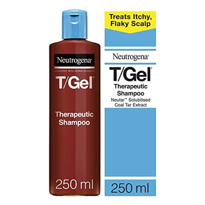Neutrogena T/Gel Therapeutic Shampoo Treatment for Scalp Psoriasis