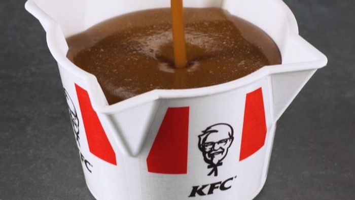 Free KFC Gravy with Every Purchase.