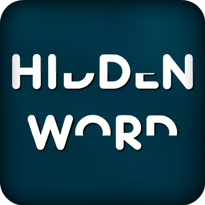 Hidden Word Brain Exercise Pro - Usually £1.79