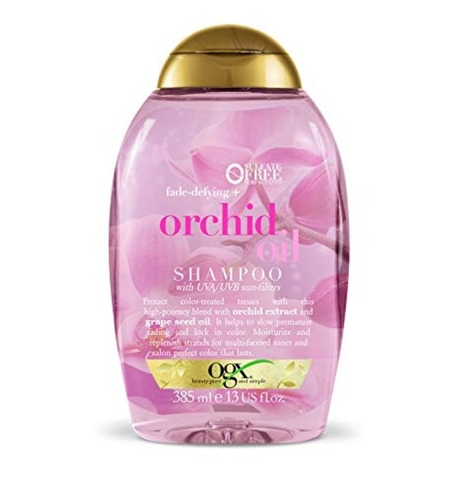 OGX Shampoo and Conditioner £3.49. Different Types Available!