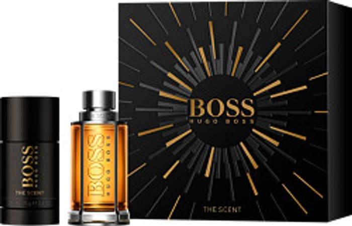 BOSS the ScentEau De Toilette Spray50ml Gift Set  Delivered