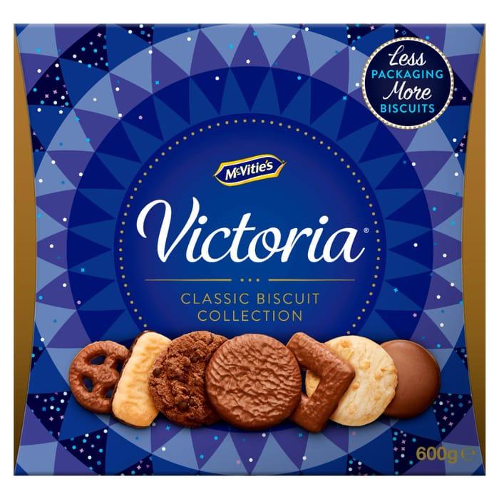 McVitie's Victoria Biscuit Selection 600g