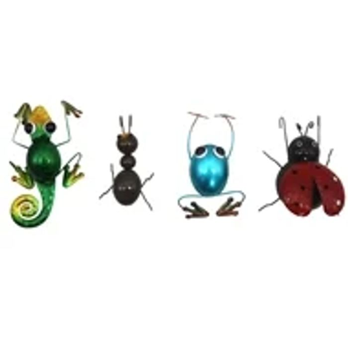 Animal Pot Decoration (Available in Assorted Designs)