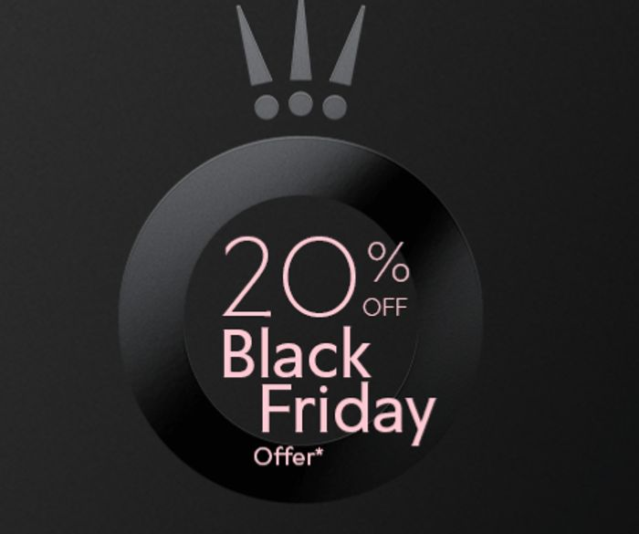 Pandora Early Access Black Friday - 20% Off + Free Delivery Over £30!