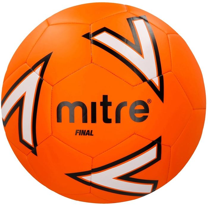 Mitre Final Football - £5 Delivered!