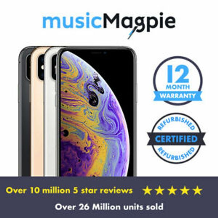 Apple iPhone XS - Seller Refurbished - Only £314.99!