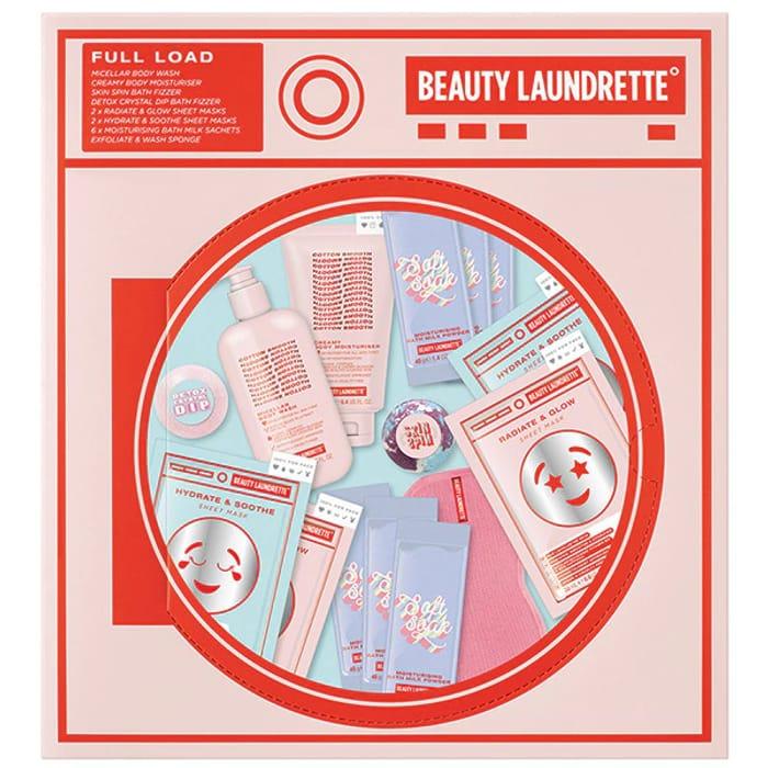 Beauty Laundrette Full Load Pampering Skincare Gift Set