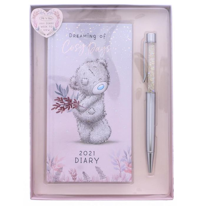 Me 2 You..Cosy Days 2021 Diary and Pen Set  £2.99