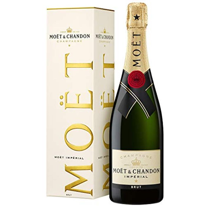Mot & Chandon Imprial Brut NV Gift Box, 75 Cl