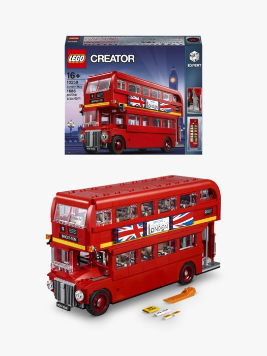 LEGO Creator 10258 London Bus save 15%