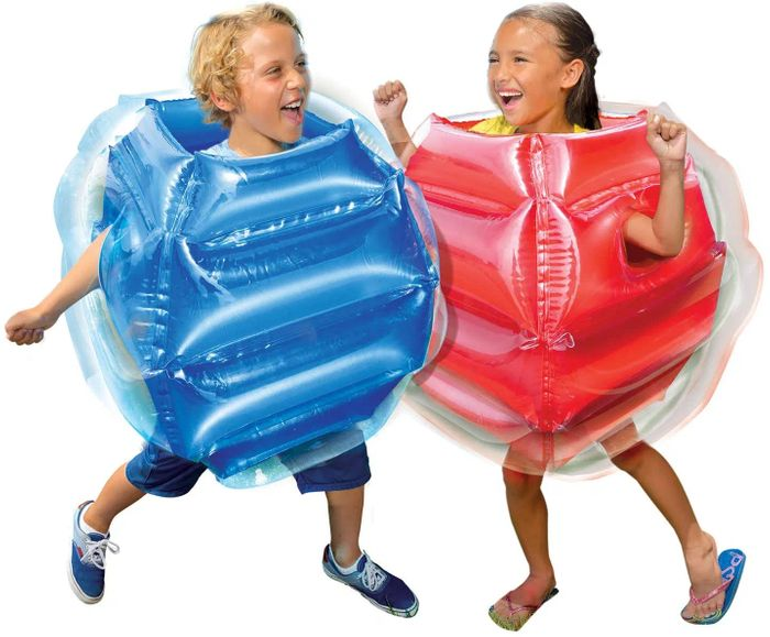 Inflatable Body Boppers Bumpers