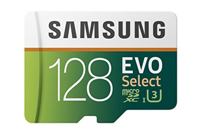 Samsung EVO Select 128GB Micro SD Card