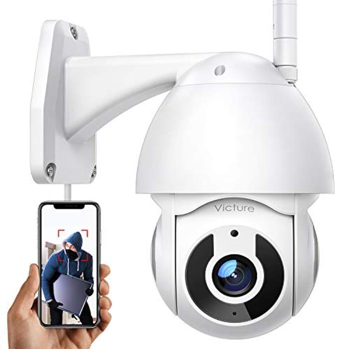 1080P 360 View CCTV Outdoor Security Camera
