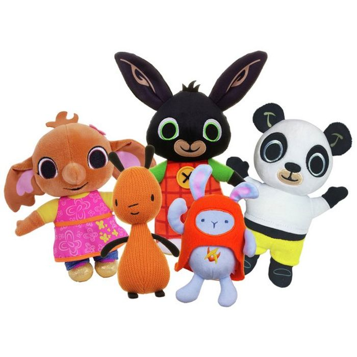 Bing Soft Toy Bumper Pack