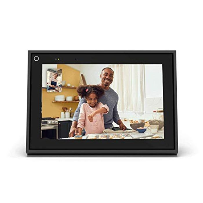 """Portal Mini Black 8"""" from Facebook. Smart, Hands-Free Video Calling with Alexa"""