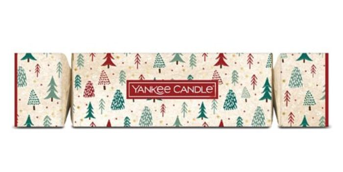 Yankee Candle 3x Votive Christmas Cracker