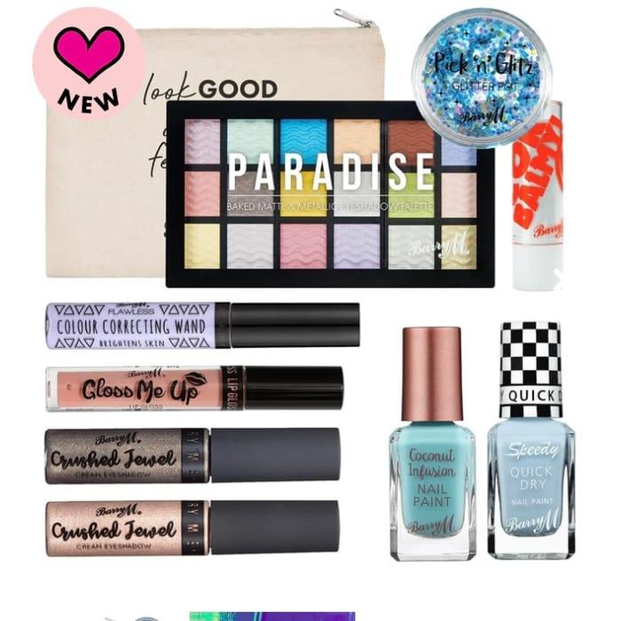 Starry Eyed Makeup Goody Bag