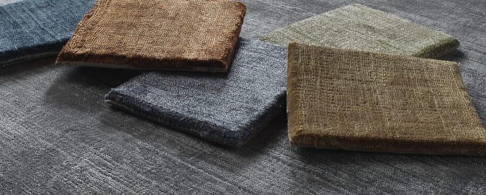4 Free Carpet & Vinyl Flooring Samples.