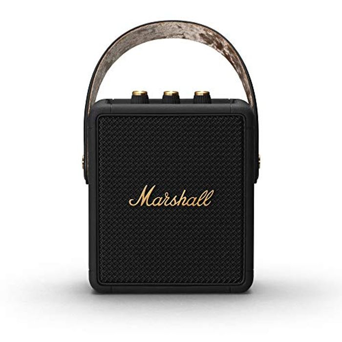*SAVE over £50* Marshall Stockwell II Portable Bluetooth Speaker
