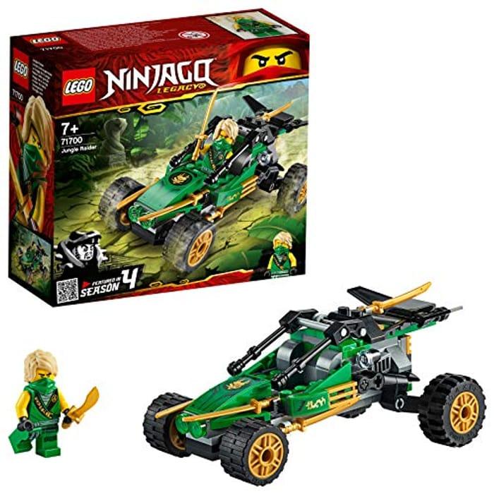 LEGO NINJAGO - Legacy Jungle Raider (71700)