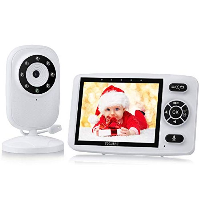 Deal of the Day: TOGUARD Video Baby Monitor with Digital Cam