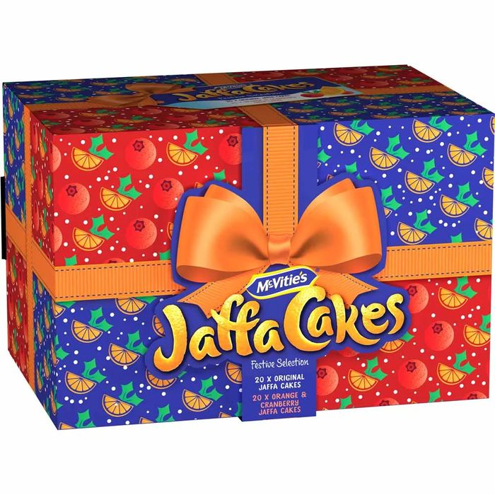 McVitie's Jaffa Cake Present