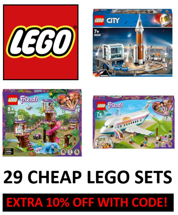 CHEAP LEGO!