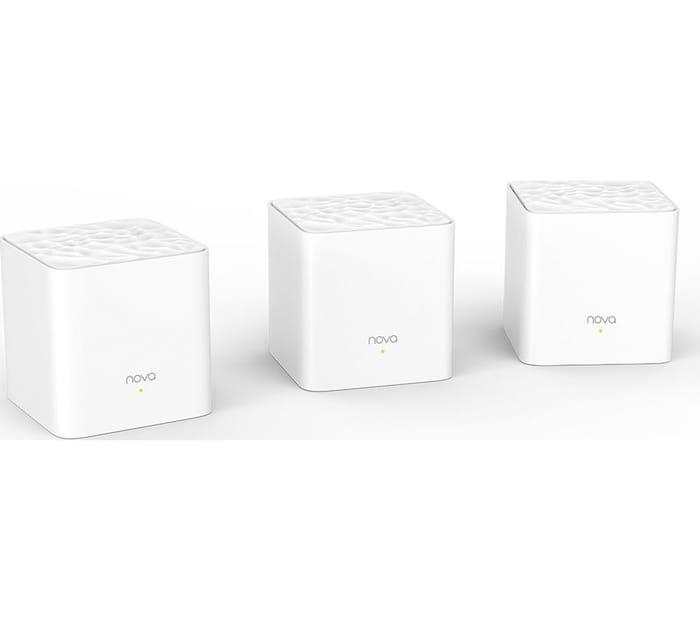 Tenda Nova MW3 Whole Home WiFi Extender System - 3 Pack