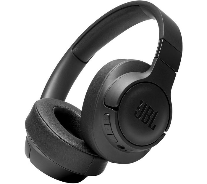 JBLTune 750BTNC Wireless Bluetooth Noise-Cancelling Headphones - Black