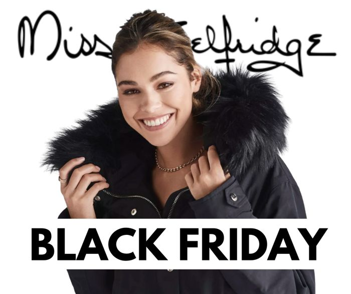 Miss Selfridge - up to 50% off Everything + 99p Express Delivery