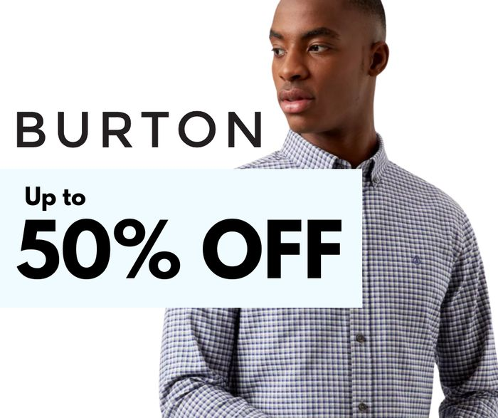 Burton - up to 50% off Everything for Black Friday + 10% off WYS £50