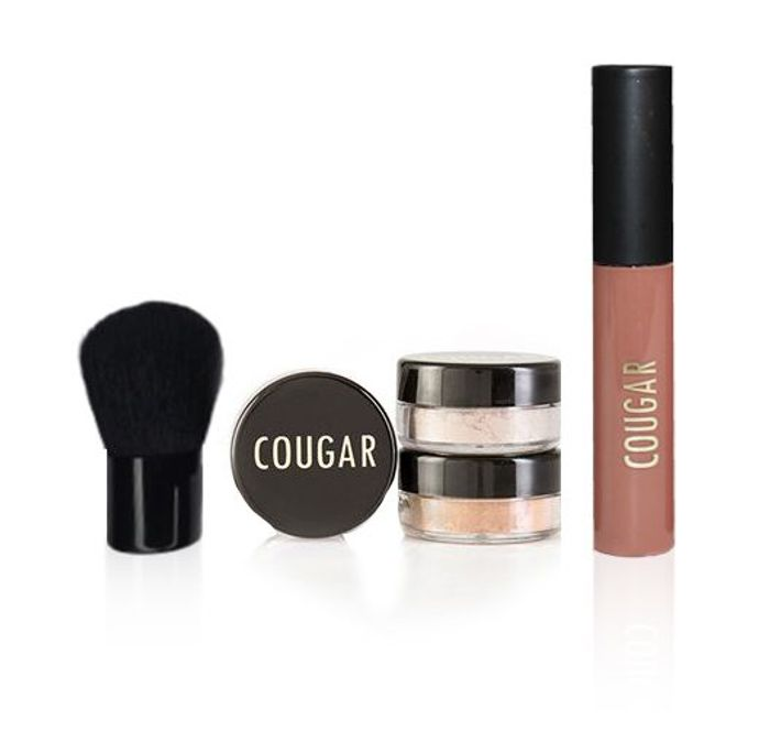 FREE Mineral Contour Kit With 24HR Liquid Lipstick (worth £39.99)Just £3.95 P&P
