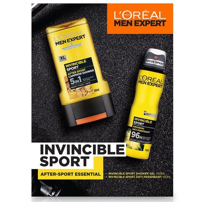 L'Oreal Men Expert Invincible Sport Gift Set