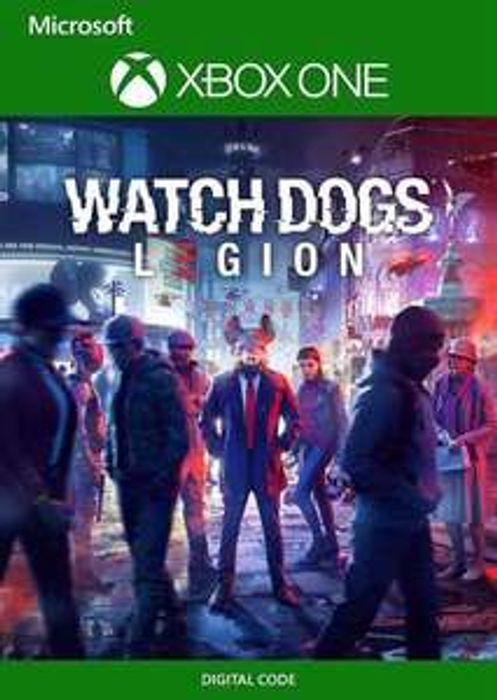 [Xbox One/Series S/X ] Watch Dogs: Legion (Digital) - Only £36.99!